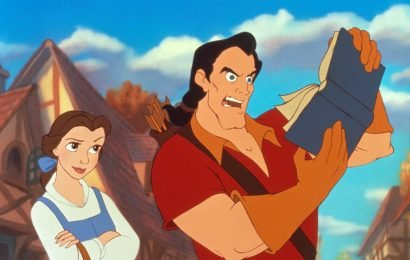 New fan theory claims Belle should have married Gaston in Beauty and the Beast… because he's popular, 'ready to commit' and doesn't yell at her