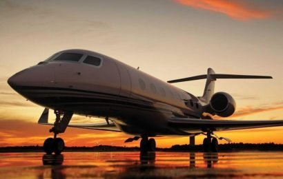 Super rich can celebrate New Year's TWICE with lavish £200,000 private jet trip from Sydney to LA