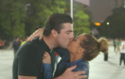 Dani Dyer awkwardly kisses Jack Fincham in new trailer for their TV show