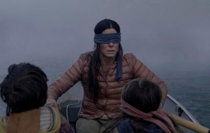 Netflix horror Bird Box has been watched 45 MILLION times in just one week