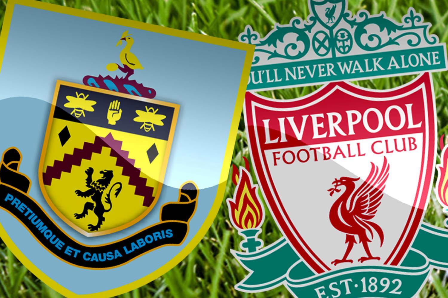 Burnley vs Liverpool LIVE SCORE: Latest updates and commentary for the Premier League clash