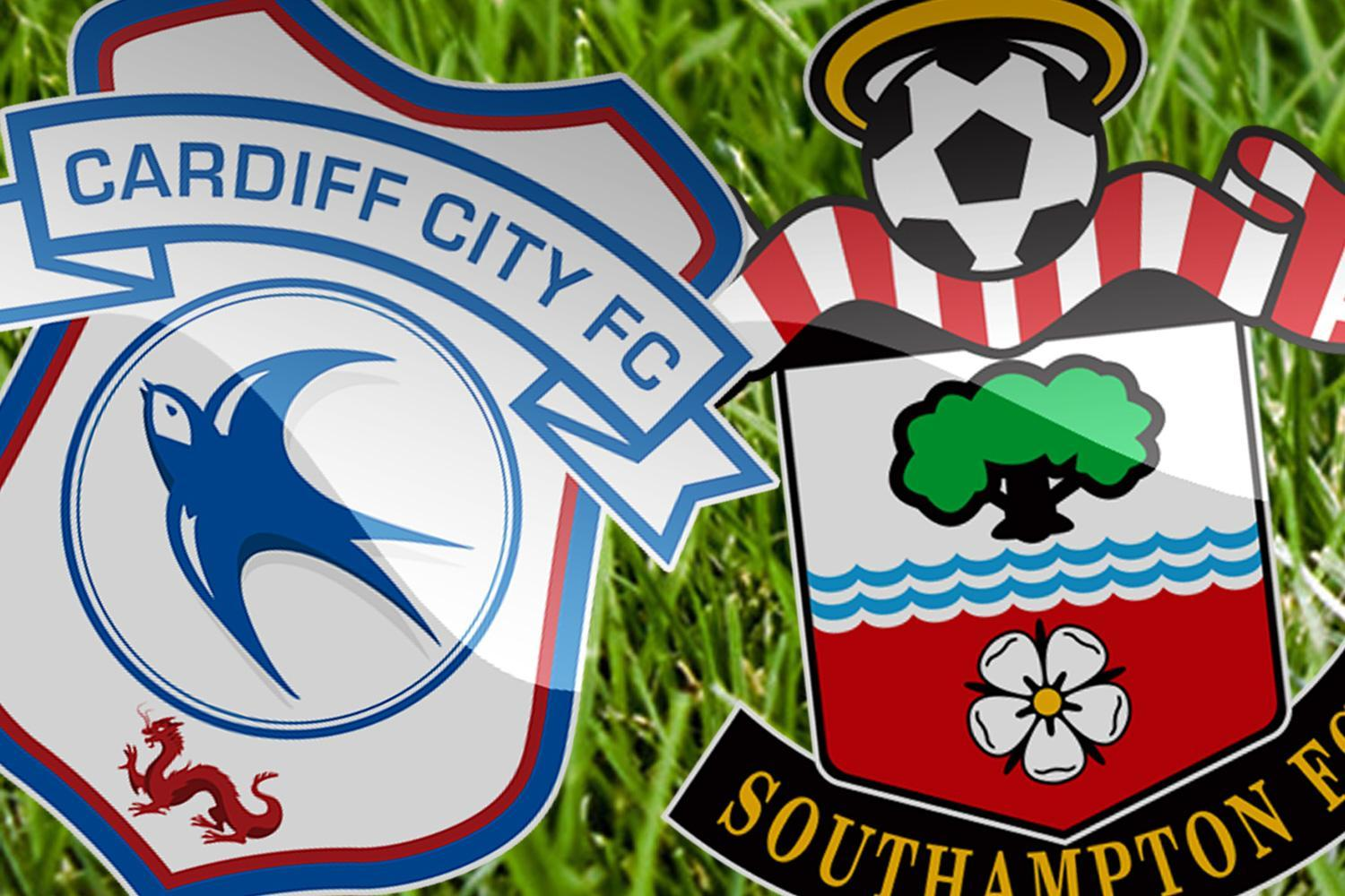Cardiff vs Southampton LIVE SCORE: Latest updates from Premier League clash at the Cardiff City Stadium