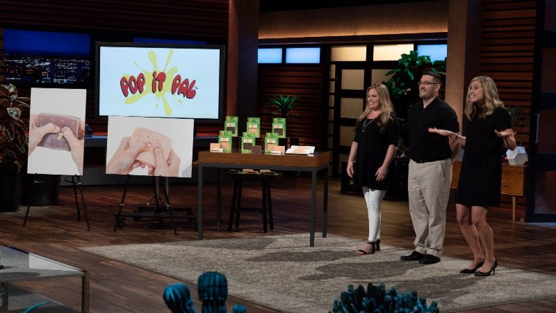Pop It Pal on Shark Tank: Will this disgusting creation win over the sharks?