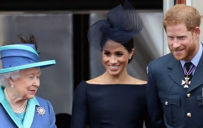 Queen Elizabeth Is Planning To Hand Over Some Royal Duties To Meghan Markle