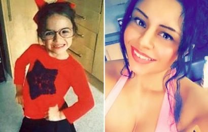 Mum who drowned daughter, 4, in 'human sacrifice' before burning her body on coffee table found not guilty of murder by reason of insanity
