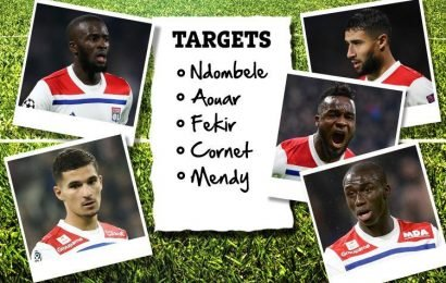 Five Lyon stars ready for a Premier League move and where they could end up next year