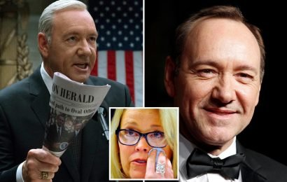 Kevin Spacey's lawyers claim sex attack accuser ALLOWED Hollywood star to grope him during boozy lunch