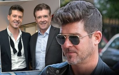 Robin Thicke Talks Heartbreak Two Years After Father Alan's Sudden Death
