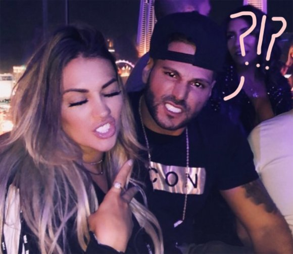 Jersey Shore Baby Momma Drama! Ronnie Ortiz-Magro Claims Daughter May Not Even Be His!