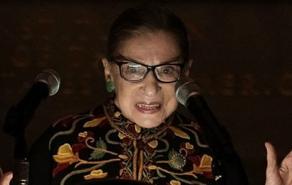 85-Year-Old Ruth Bader Ginsburg Was Released From The Hospital After Successful Tumor Removal Surgery