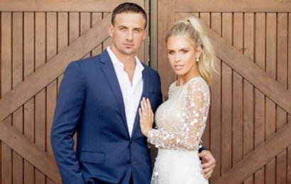Ryan Lochte & Kayla Rae Reid Reveal Gender Of Second Child With Balloons