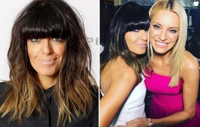 Claudia Winkleman reveals she and Tess Daly have secret pact they'll quit Strictly together