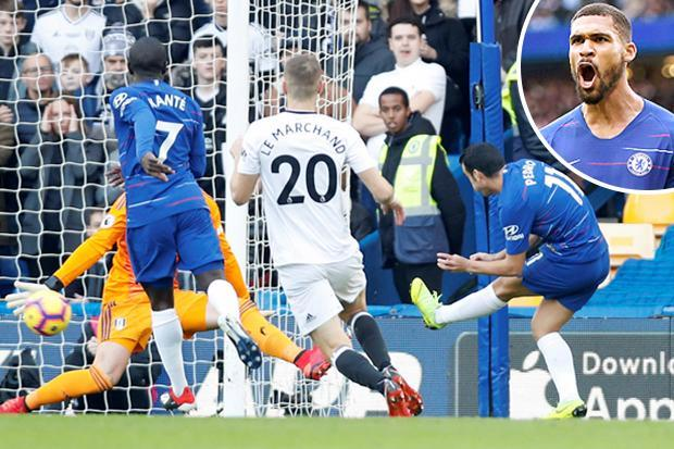 Blues get back to winning ways thanks to goals from Pedro and Ruben Loftus-Cheek in West London derby