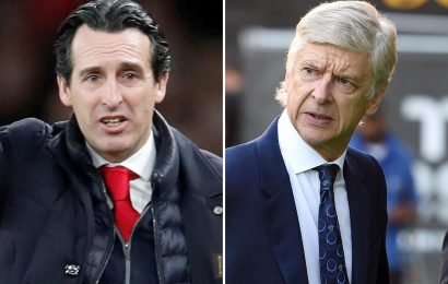 Wenger loves Arsenal under Emery as new boss has got defensive stability the Frenchman lost