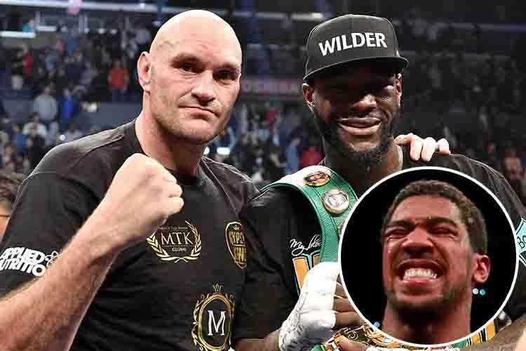 Deontay Wilder rules out Anthony Joshua fight in Spring and says Tyson Fury 'deserves a rematch' after controversial draw