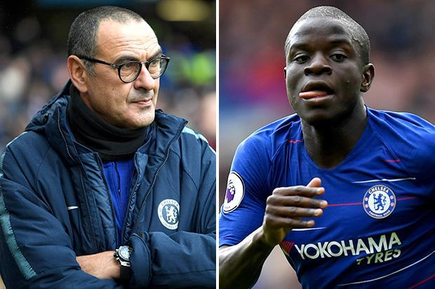 Maurizio Sarri demands N'Golo Kante to improve attacking aspect of his game to make Chelsea more ruthless