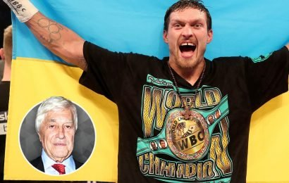 Oleksandr Usyk moves like lightweight but punches harder than heavyweight, is he heir to Anthony Joshua's throne?