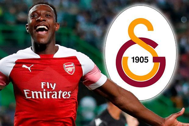 Arsenal star Danny Welbeck to be offered chance to sign for Galatasaray