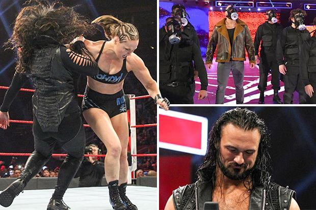 WWE Raw: Dean Ambrose hires SWAT team while Drew McIntyre and Dolph Ziggler split up