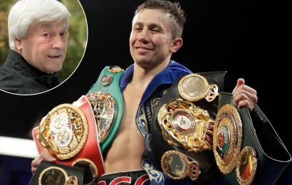Gennady Golovkin is most fearsome puncher in world but his reflexes are slowing