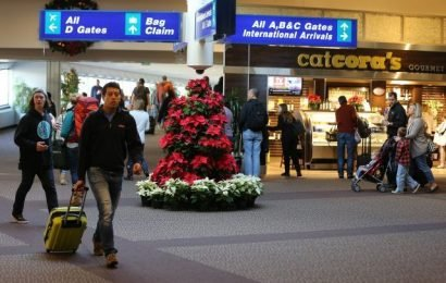 How Expensive is Holiday Travel and Which Are the Busiest Airports?