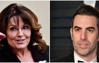 Sacha Baron Cohen Finally Reveals Why He Cut Headline-Making Sarah Palin Prank From 'Who Is America?'