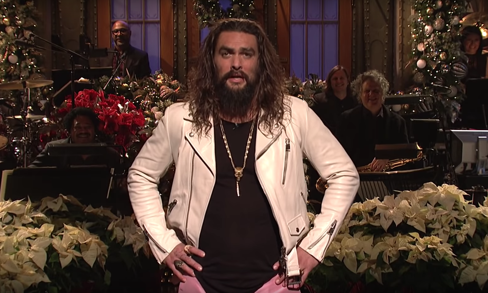 Jason Momoa on 'SNL': 3 Sketches You Have to See