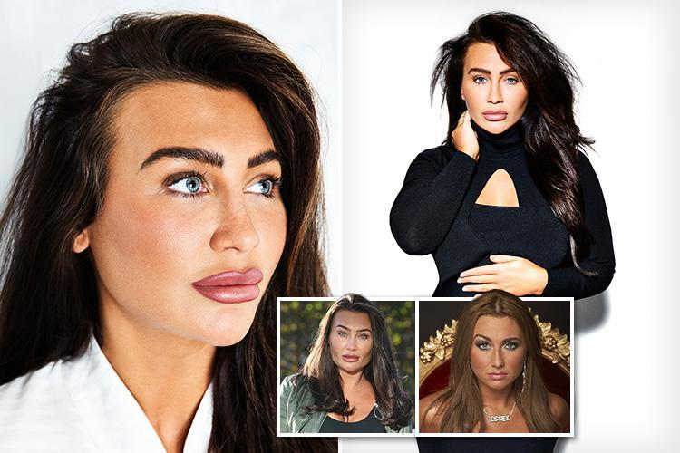 Botox, butt lifts and botched surgery – Lauren Goodger faces her critics