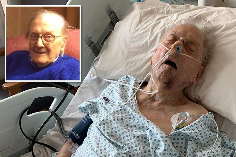 Bounty for Peter Gouldstone information reaches £30,000 as The Sun doubles reward to nail killers of WW2 hero, 98, battered for his £10 TV