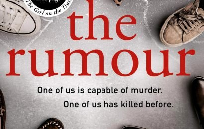 Win a copy of The Rumour by Lesley Kara in our book competition