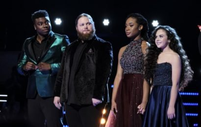 'The Voice' Finale Dominates Ratings On Repeat-Heavy Tuesday