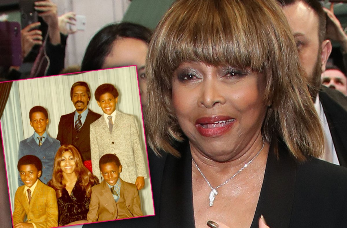 Tina Turner Replays Son's Recordings, Still Doesn't Know What 'Took Him To The Edge'