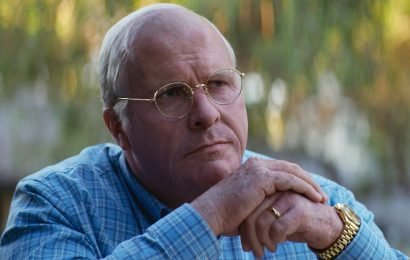 'Vice' biopic turns Dick Cheney's public life into a dark comedy