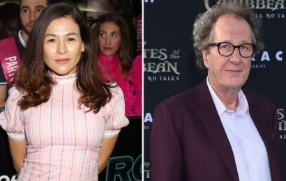 'OITNB' Actress Yael Stone Accuses Geoffrey Rush of Sexual Harassment