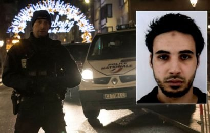 Suspect killed in a police shootout in Strasbourg