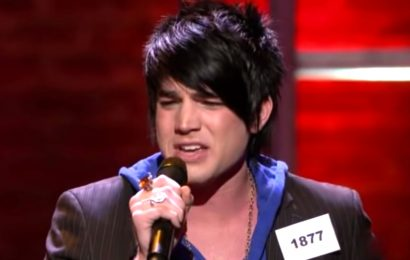 Adam Lambert first performed Cher's Believe cover on American Idol