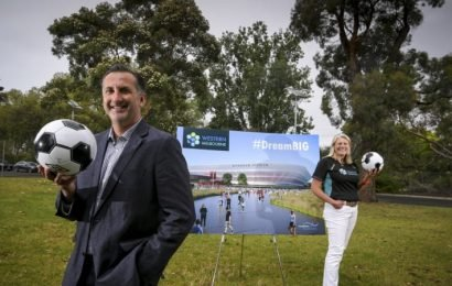 Western Melbourne believes it is setting a new template for sports bodies