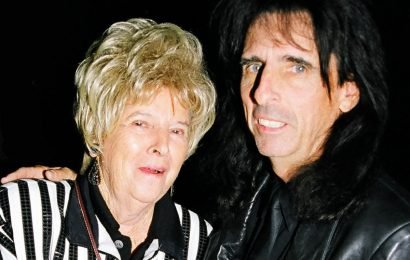 Welcome To My Nightmare? Alice Cooper Lives With His Mother!