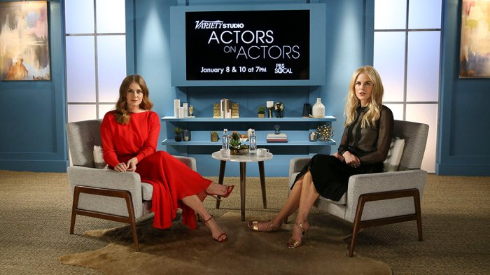 Amy Adams and Nicole Kidman on Explaining Their Mature Roles to Their Kids