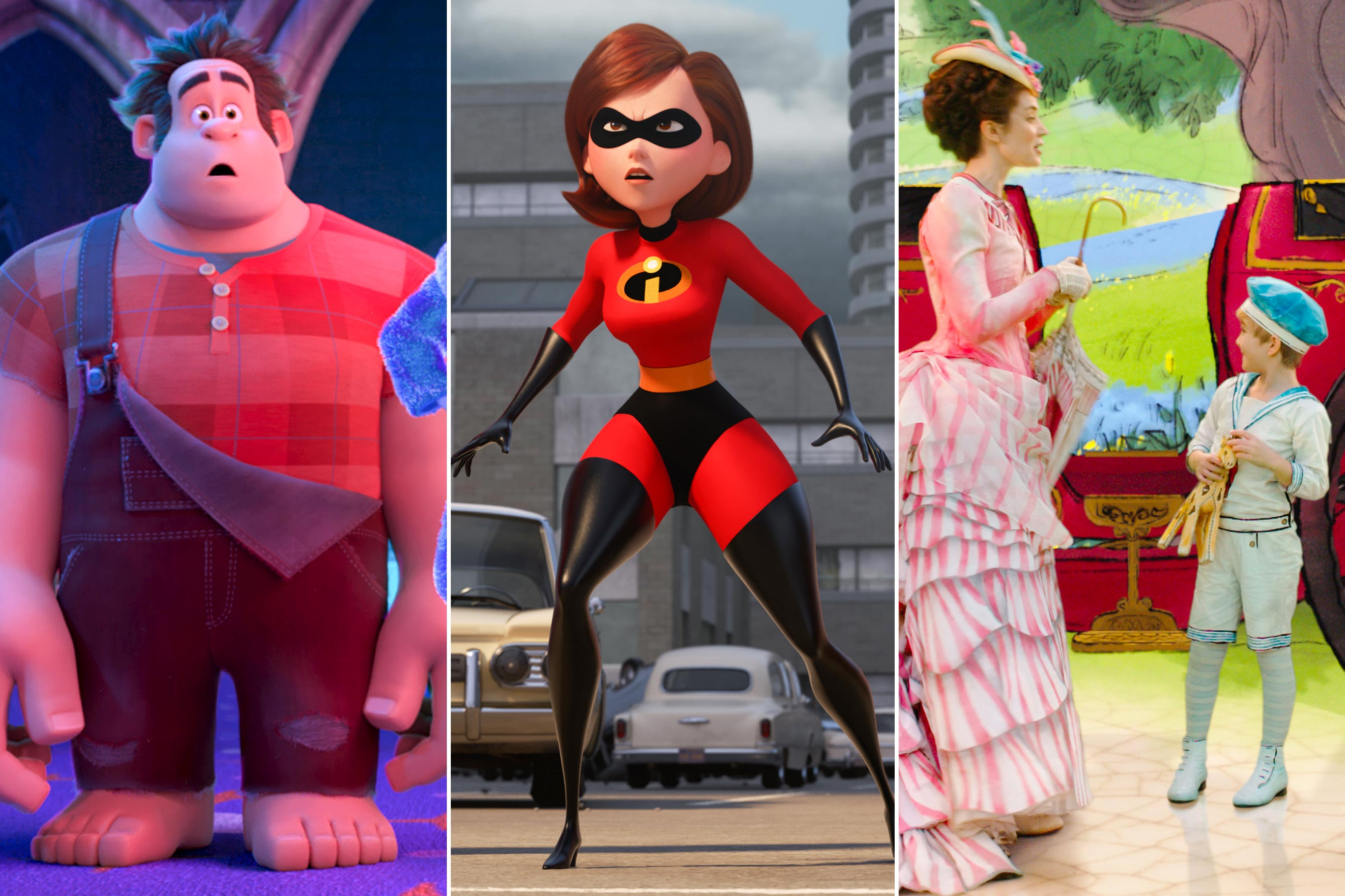 Ralph Breaks the Internet, Incredibles 2 lead Annie Awards nominations