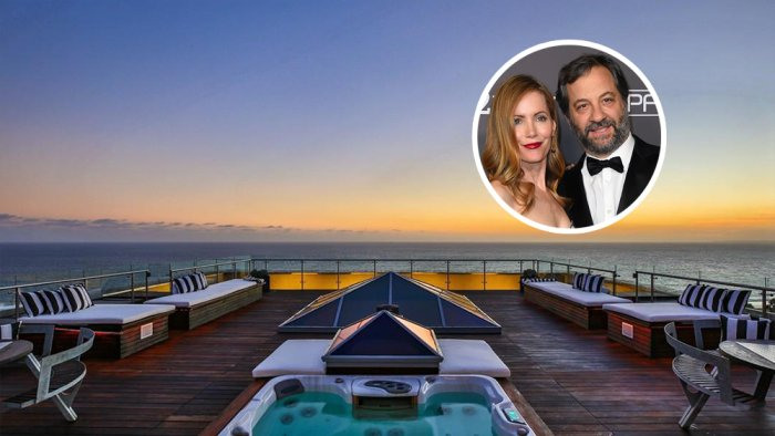 Apatow and Mann Spend Big for Mansion Sized Santa Monica Penthouse