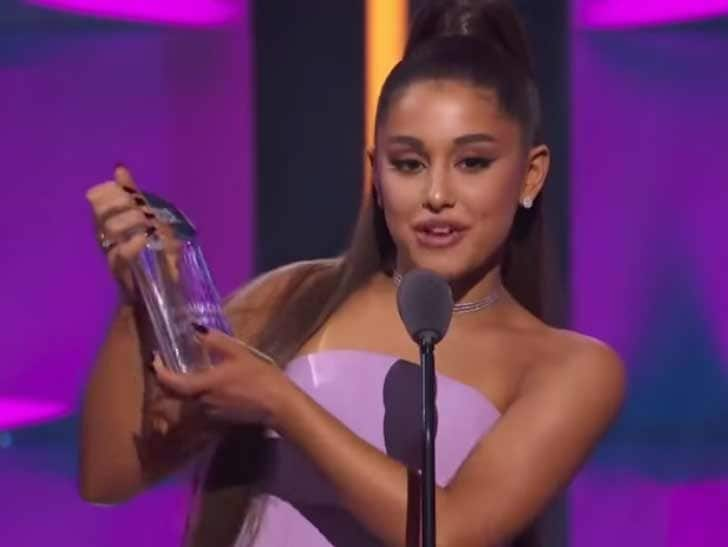 Ariana Grande Wins Billboard's Woman of the Year, Calls 2018 Best and Worst Year