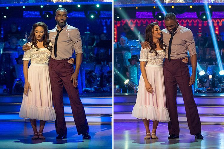 Charles Venn loses out in Strictly dance off to Ashley Roberts ahead of semi finals