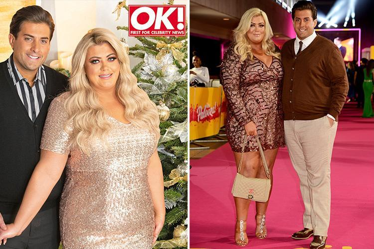 James 'Arg' Argent says he will MARRY Gemma Collins next year after 'huge proposal' as she accepts not being a mum until she's 40