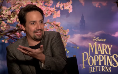 Watch The 'Mary Poppins Returns' Cast Relive Their Favorite Childhood Memories