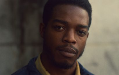 Stephan James reveals inspiration for 'If Beale Street Could Talk' role