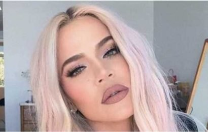 Khloé Kardashian Got Pink Hair For Just $7 Because She Knows a Good Deal