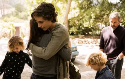 Timothee Chalamet to Receive Palm Springs Film Festival Honor for 'Beautiful Boy'