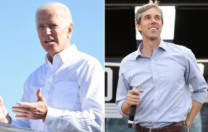 Biden and Beto O'Rourke may team up for a 2020 presidential run