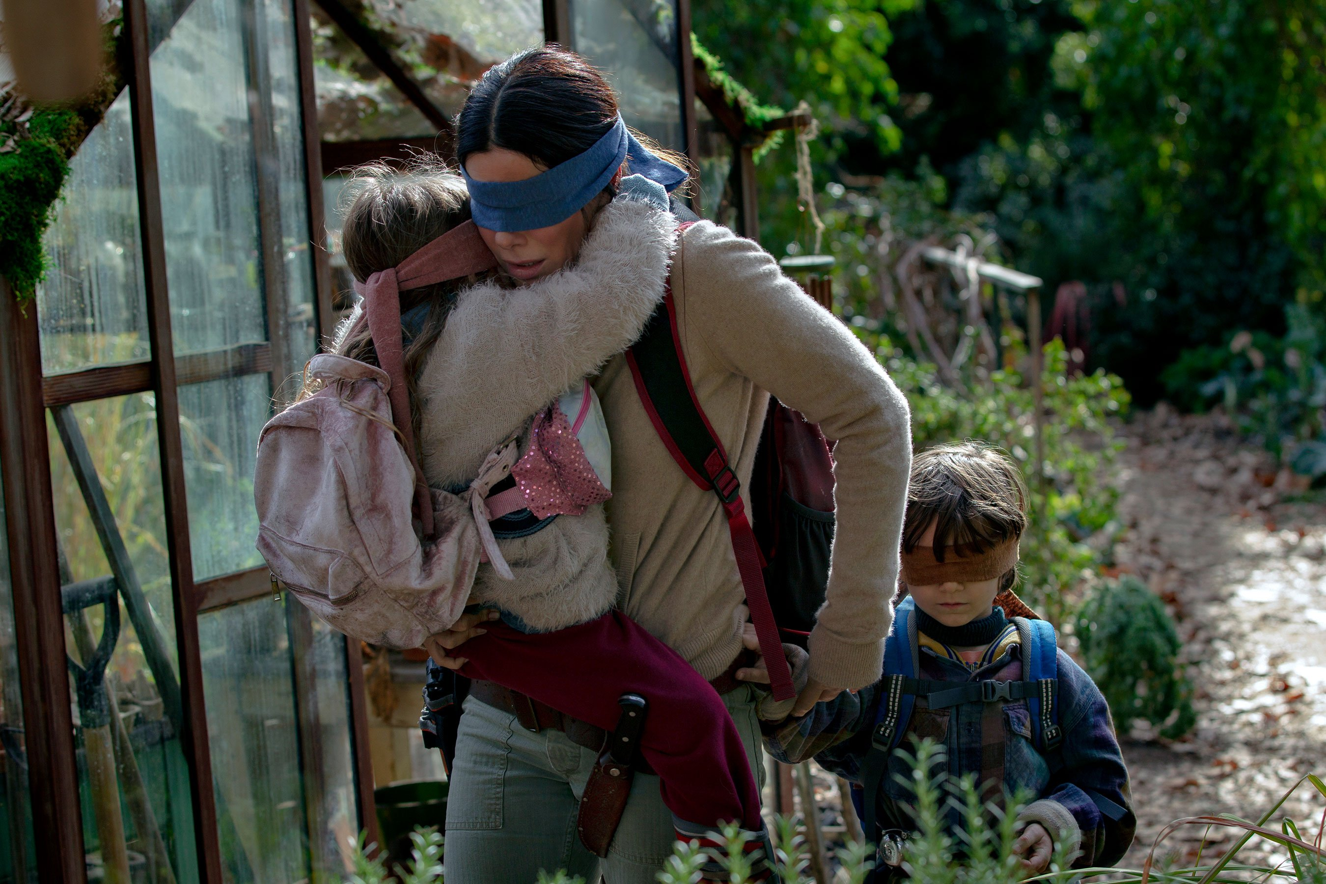 Bird Box review: Sandra Bullock stars in slow-burn dystopian thriller